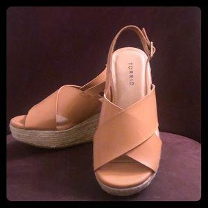 Shoes - Torrid sling backs